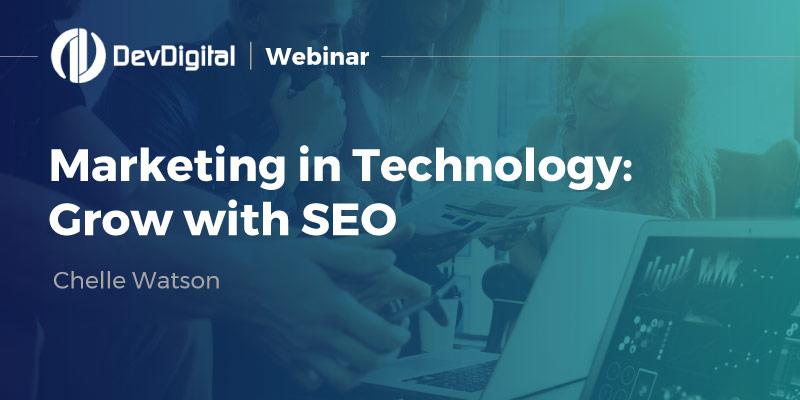 DevDigital to host SEO webinar