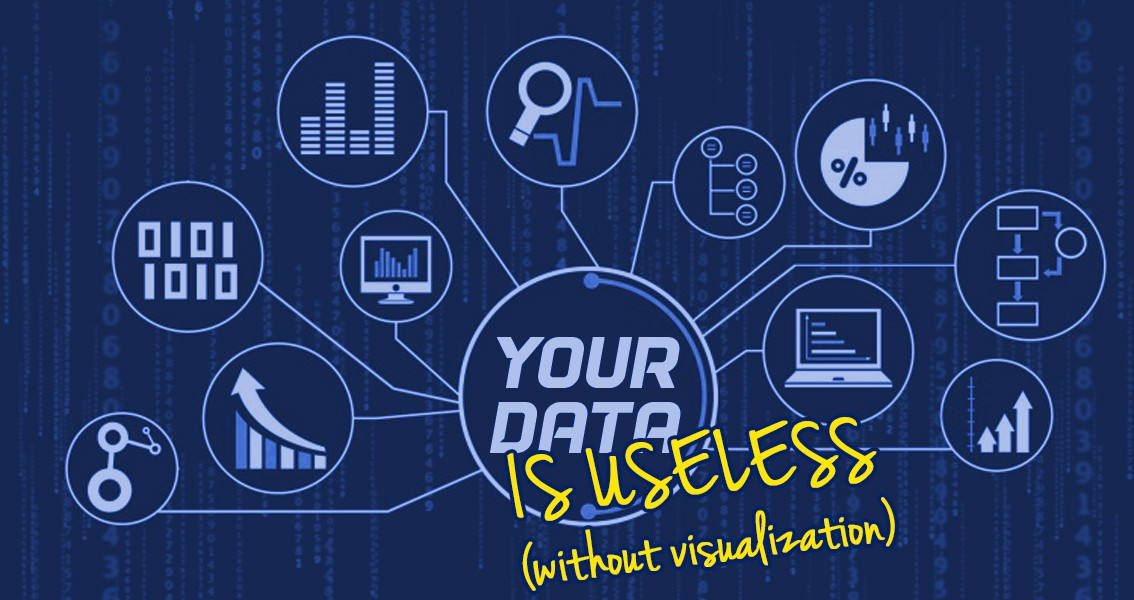 Your Data is Useless (without Visualization)