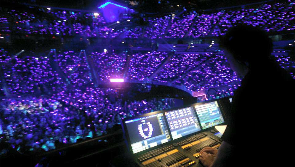 GlowMotion Technologies Shines Bright at the Billboard Music Awards