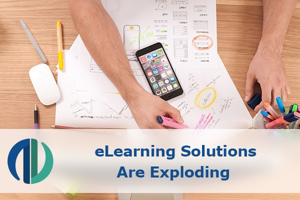 eLearning Solutions are Exploding