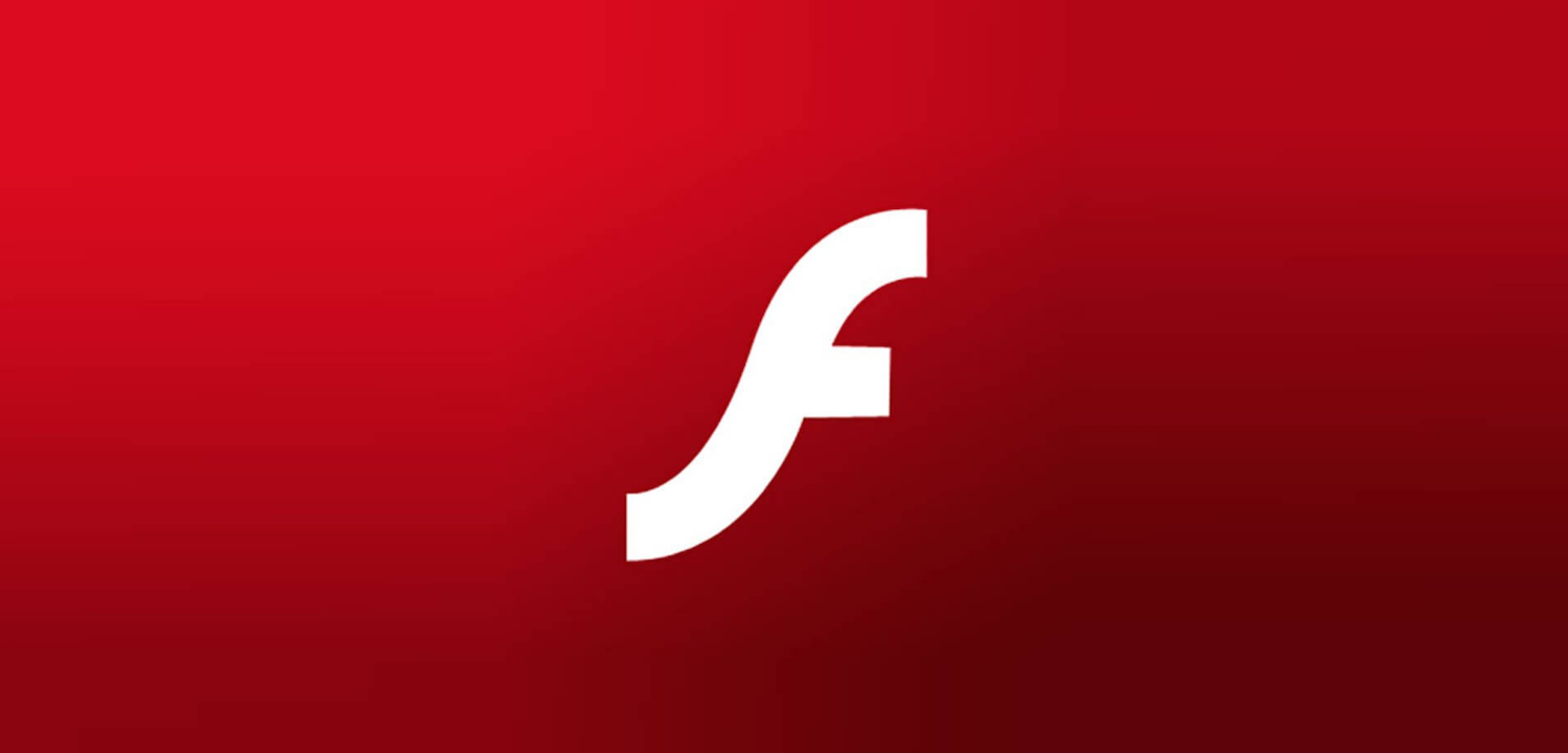 Flash no longer supported by Adobe in 2021